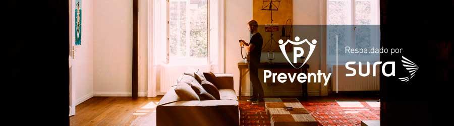 banner hogar preventy seguros