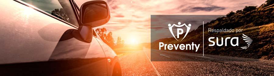 preventy seguro para autos